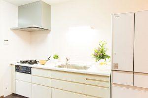 キッチン付き控室